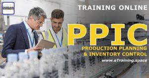 eTraining PPIC based MRP-JIT