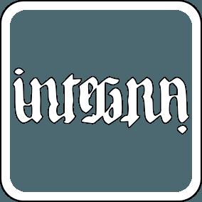 Logo Integra white